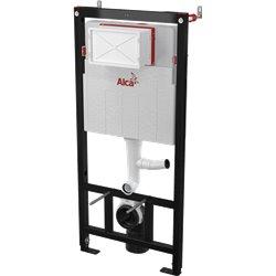 Инсталляция для унитаза Alcaplast Sadromodul AM101/1120V с вентеляцией