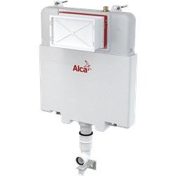 Бачок скрытого монтажа Alcaplast Basicmodul Slim AM1112, толщина 8 см