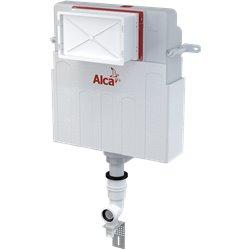 Бачок скрытого монтажа Alcaplast Basicmodul AM112, толщина 12 см