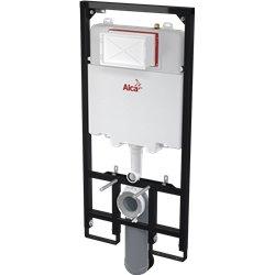 Инсталляция для унитаза Alcaplast Sadromodul Slim A1101B/1200 толщина 8 см