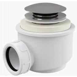 Сифон для душевого поддонa Alcaplast A465 Click-Clack диаметр 50