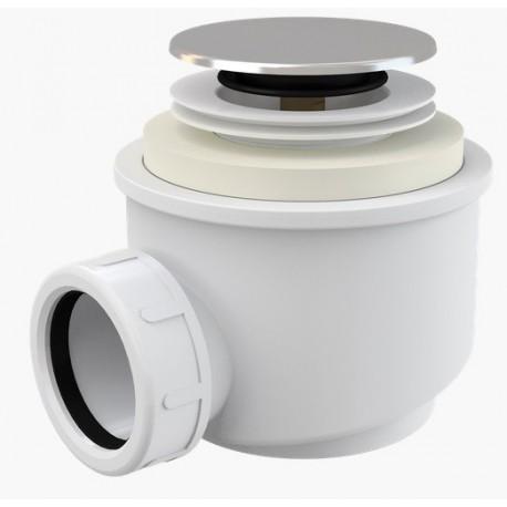 Сифон для душевого поддонa Alcaplast A466 Click-Clack диаметр 50
