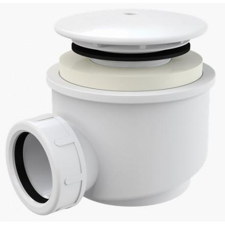 Сифон для душевого поддона Alcaplast A47B диаметр 60 белый