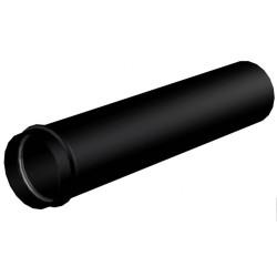 Удлинитель для сифона Alcaplast A4000BLACK - черный матовый, диаметр 32