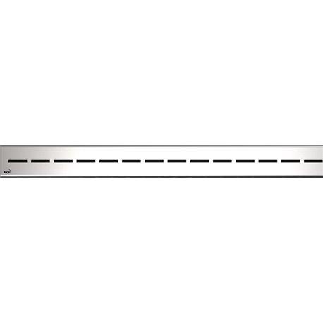 Решетка Alcaplast ROUTE для желоба APZ13 Modular