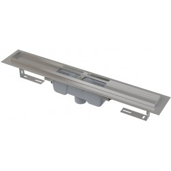 Водоотводящий желоб Alcaplast APZ1101 Low вертикальный выпуск, низкий
