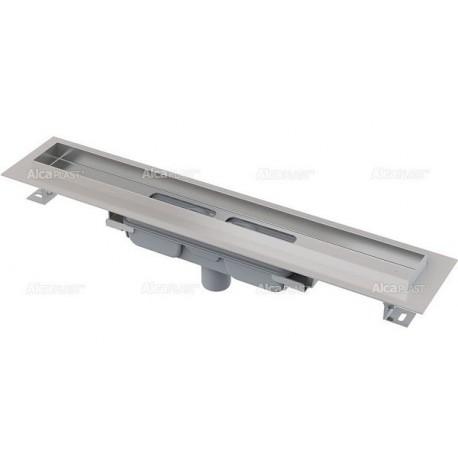 Водоотводящий желоб Alcaplast APZ1106 Professional Low вертикальный выпуск, низкий