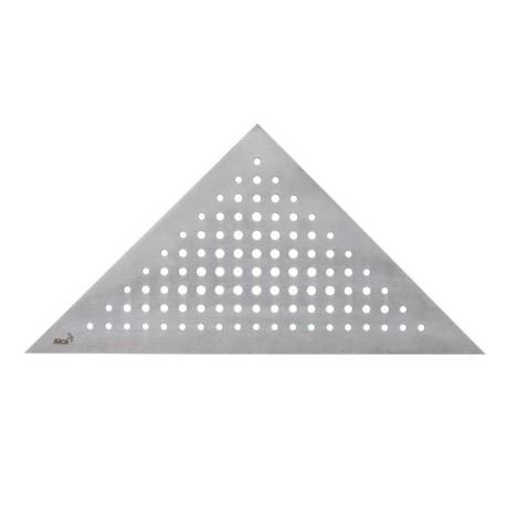 Решетка для углового желоба Alcaplast TRITON