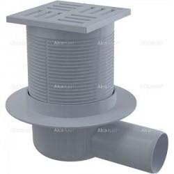 Сливной трап Alcaplast APV5111 105x105/50 выпуск боковой, гидрозатвор