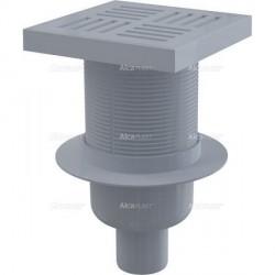 Сливной трап Alcaplast APV6211 150x150/50 выпуск прямой, гидрозатвор